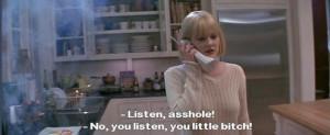 favorite class and horror film Scream quotes,Scream (1996)