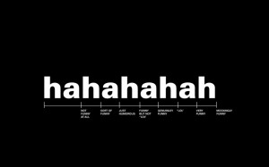 Absurd Funny Quotes For Pictures: Hahahaha Indicator Of Laugh You Must ...