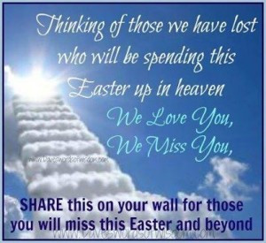 """Easter Quotes and Sayings – """"Easter is the only time of the ..."""