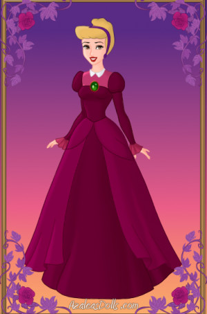 Cinderella As The Wicked Stepmother By VampKissLJ