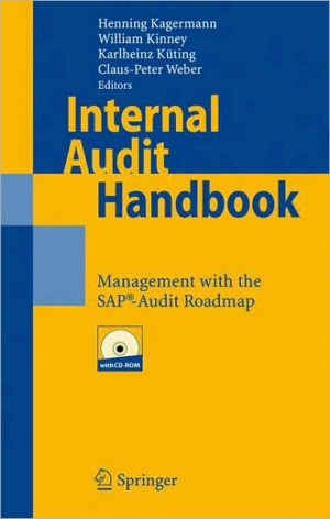 Internal Audit Handbook Management With The Sap Audit Roadmap Pictures