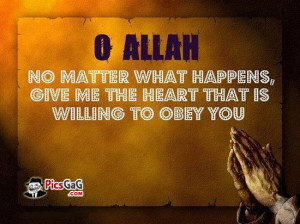 No Matter What Happens Dua Quote and You Like This Islam Quote Which ...