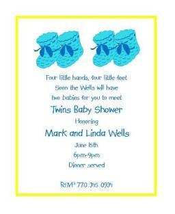 Baby and Children Adoption Shower Invitations