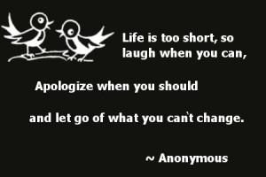 Apology Quotes