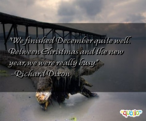 December Quotes