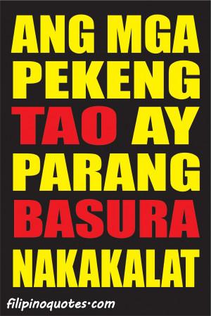 Patama Quotes Sa Kaaway Kowts na patama.