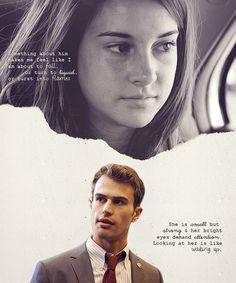 Theo James & Shailene Woodley: Divergent Official Casting: Tobias ...