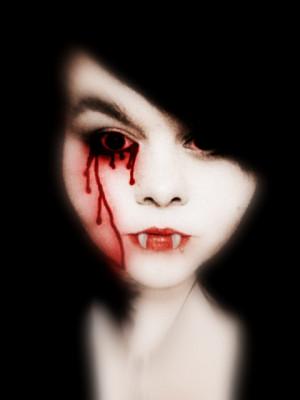 Vandires Cry Blood Bellapirate