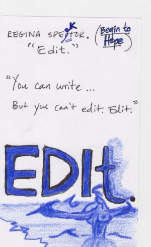 Edit.