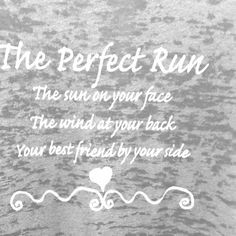 good day running includes your best friend more best friends running ...