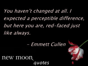 New moon quotes 21-40 - twilight-series Fan Art