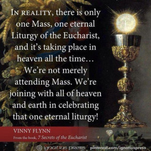 Eucharist Photo by carmeliteatheart