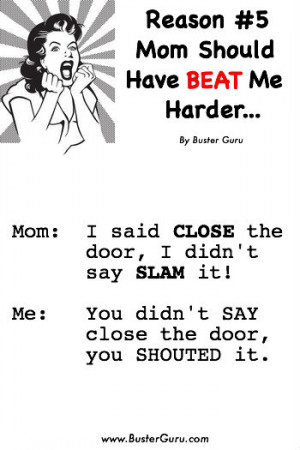 Smartass Quotes Mom Should Have