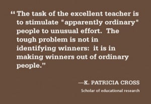 Academic Excellence Quotes