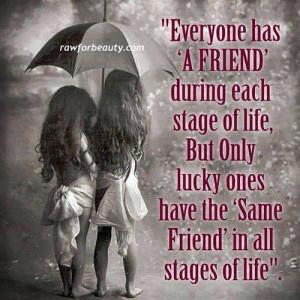 Love my lifelong friends!