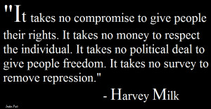 Harvey Milk Quotes Come Out