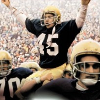 Rudy! Rudy! Footage of Actual Game Portrayed in Movie