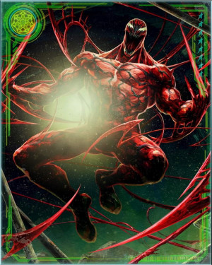 Marvel War of Heroes Carnage