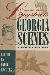 """Start by marking """"Augustus Baldwin Longstreet's"""
