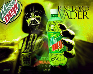 Vader Mountain Dew by Stomac