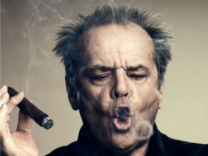 Jack Nicholson: «Vecchi sarete voi!»
