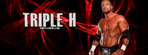 Triple H Profile Facebook Covers