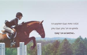 ... # horse quote # hunter jumper # hunter horse # hunter # equitation