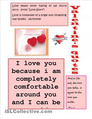 Enjoy Valentine's DAY.