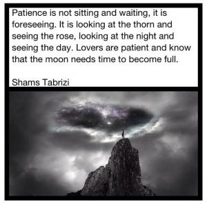 Shams Tabrizi (Rumi)