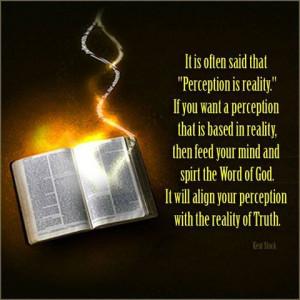 Kent Stock #Bible #perception #reality