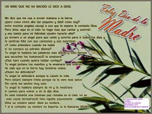 spanish mothers day quotes, sapnish mothers day greetings cards ...