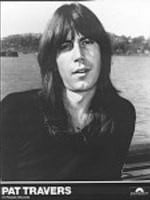 Pat Travers - Hooked on Music