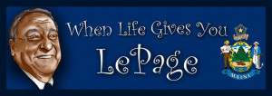 About When Life Gives You LePage