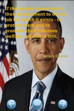 View bigger - US President Quotes for Android screenshot