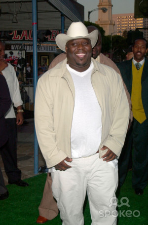 Faizon Love The Replacements Actor faizon love at the world