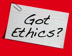 "... article, ""Creating and Sustaining an Ethical Workplace Culture"