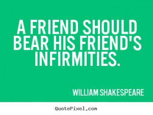 William Shakespeare Quotes On Friendship (2)