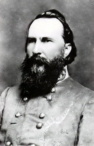the life of james longstreet a confederate general Biography of confederate general james longstreet, who grew up near  gainesville, fought in virginia and chickamauga, and spent his later years  running the.
