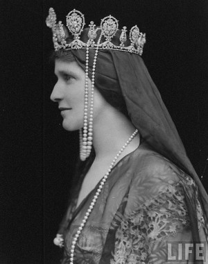 Re: Queen Elizabeth of Romania Archived Message