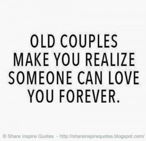 make you realize someone can love you forever. | Share Inspire Quotes ...