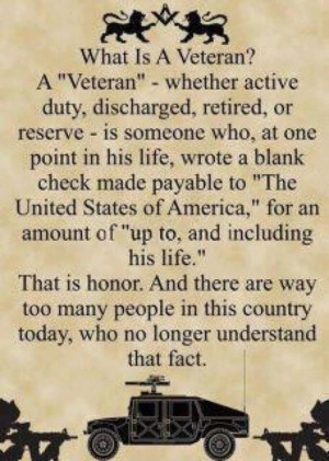 inspirational quotes about veterans