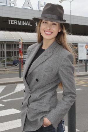 Modelka, která se zbláznila: Petra Němcová!