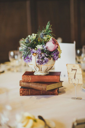 Romantic wedding readings from books © thismodernlove.co.uk