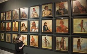 George Catlin: American Indian Portraits, atNational Portrait Gallery