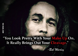 Bob Marley inspirational quote