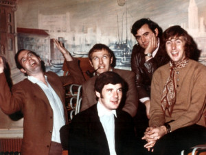 Monty Python reunion: John Cleese, Graham Chapman, Terry Jones, Eric ...
