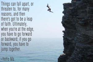 Leap of Faith - leenB
