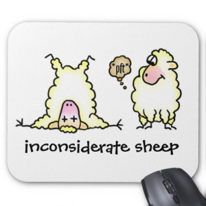 There Anything Worse Than Inconsiderate Sheep Fun And Unique
