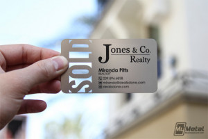 15 Cool Real Estate Agent Business Cards 14