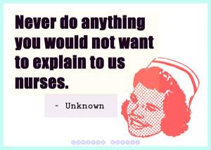 Nurse Day Quotes for Nursing